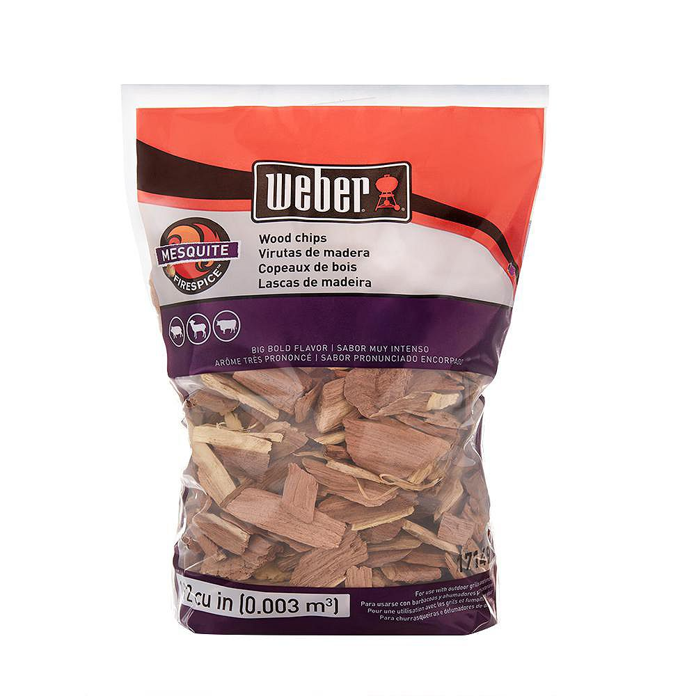 Weber Mesquite 2 lbs. Wood Chips
