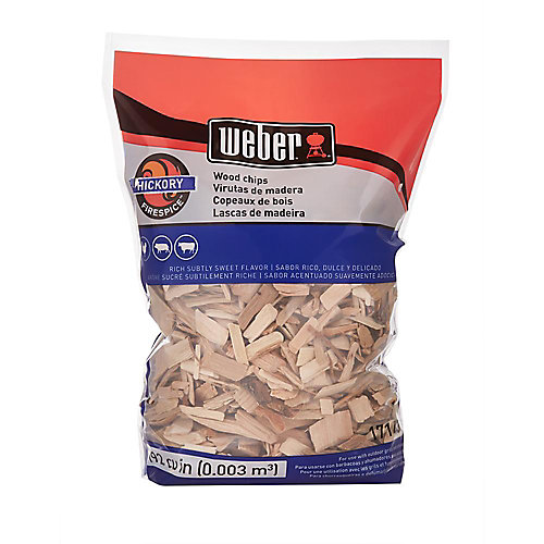 Hickory 2 lbs. Wood Chips