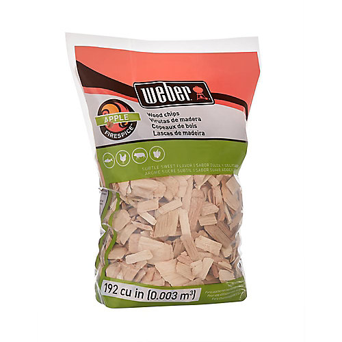 Apple 2 lbs. Wood Chips