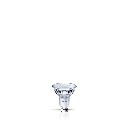 LED 50W GU10 Glass Bright White (3000K) - ENERGY STAR®