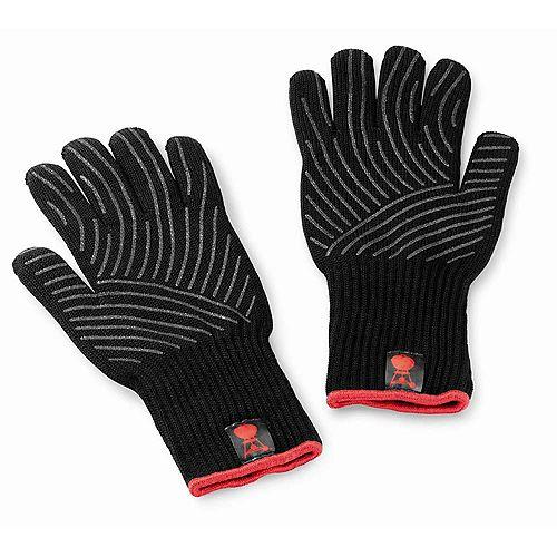 Premium L/XL Barbeque Glove Set