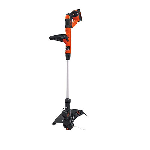 13-inch 40V MAX Lithium-Ion Cordless String Trimmer with Battery and Charger