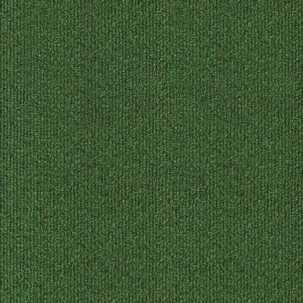 Lanart Rug Carpette, 12 pi x 112 pi 6 po, rectangulaire, vert Comet
