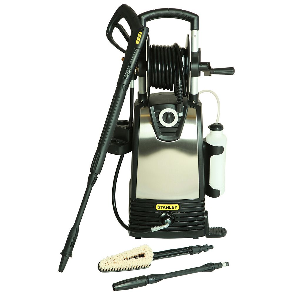 STANLEY 2000 PSI 5 LPM Electric Pressure Washer