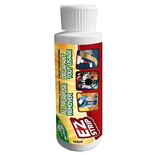 Ez Strip All Purpose Remover 125 M/L Squeeze Bottle