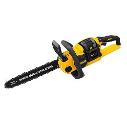 60V MAX FLEXVOLT Lithium-Ion Cordless Brushless 16-inch Chainsaw Kit with 9Ah Battery and Charger