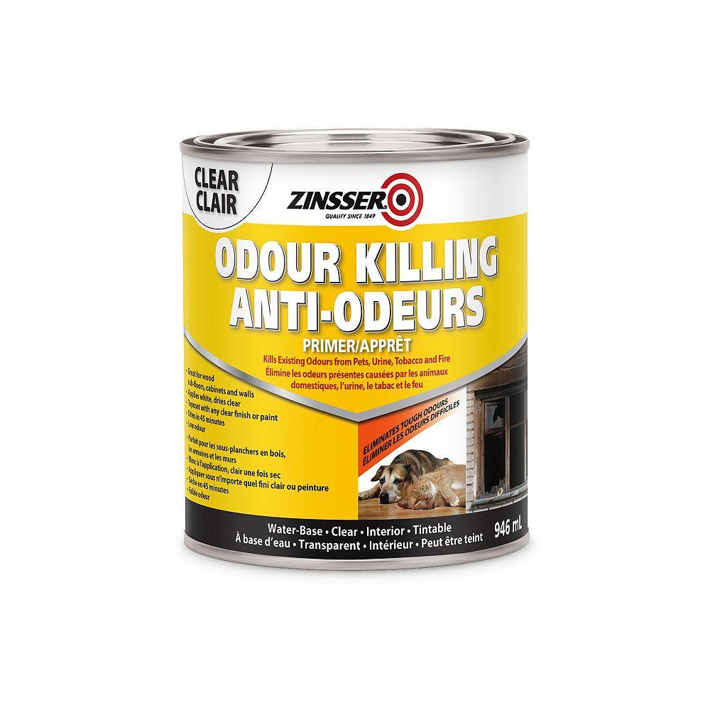 Zinsser Odour Killing Primer 946ml | The Home Depot Canada
