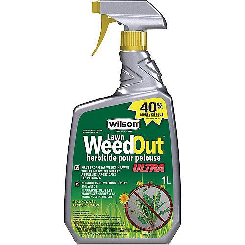 WeedOut Ultra RTU 1L