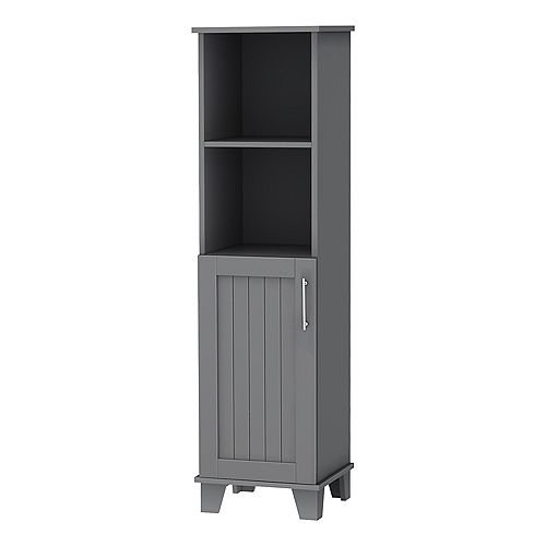 18 Inch W Cloverton Linen Cabinet