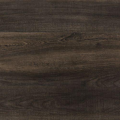 Midnight Wood 7.5-inch x 47.6-inch Luxury Vinyl Plank Flooring (19.8 sq. ft. / case)