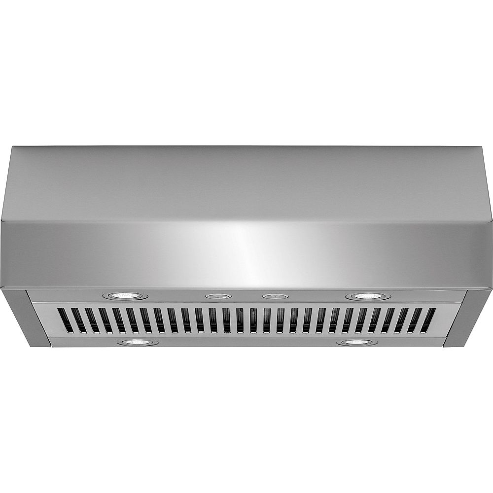 Frigidaire Professional 30-inch Under Cabinet Range Hood in Stainless Steel