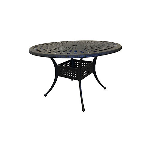 Maxwell 48-inch Round Patio Table