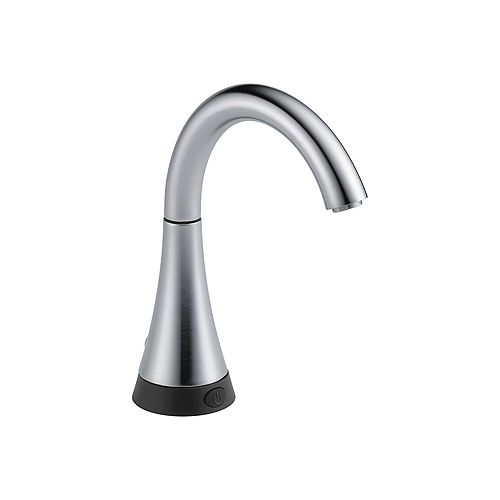 Delta Transitional Beverage Faucet with Touch2O® Technology in Arctic Stainless