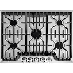 Surfaces de cuisson au gaz