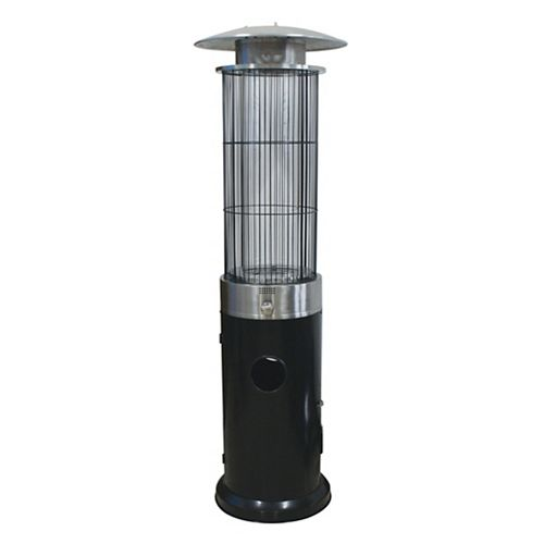 Venturi Spiral Flame Heater