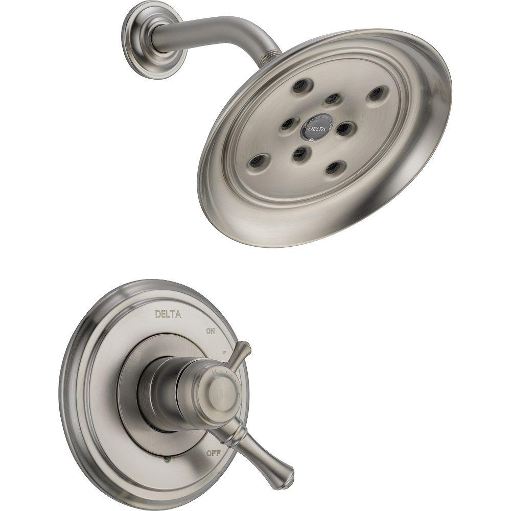 Delta Cassidy - Garniture de douche Monitor(MD) Série 17, inox (soupape vendue séparément)