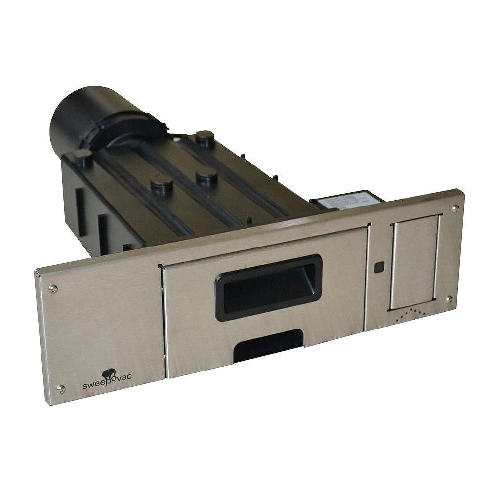 Sweepovac Self Contained Vacuum Unit for Cabinet Installation