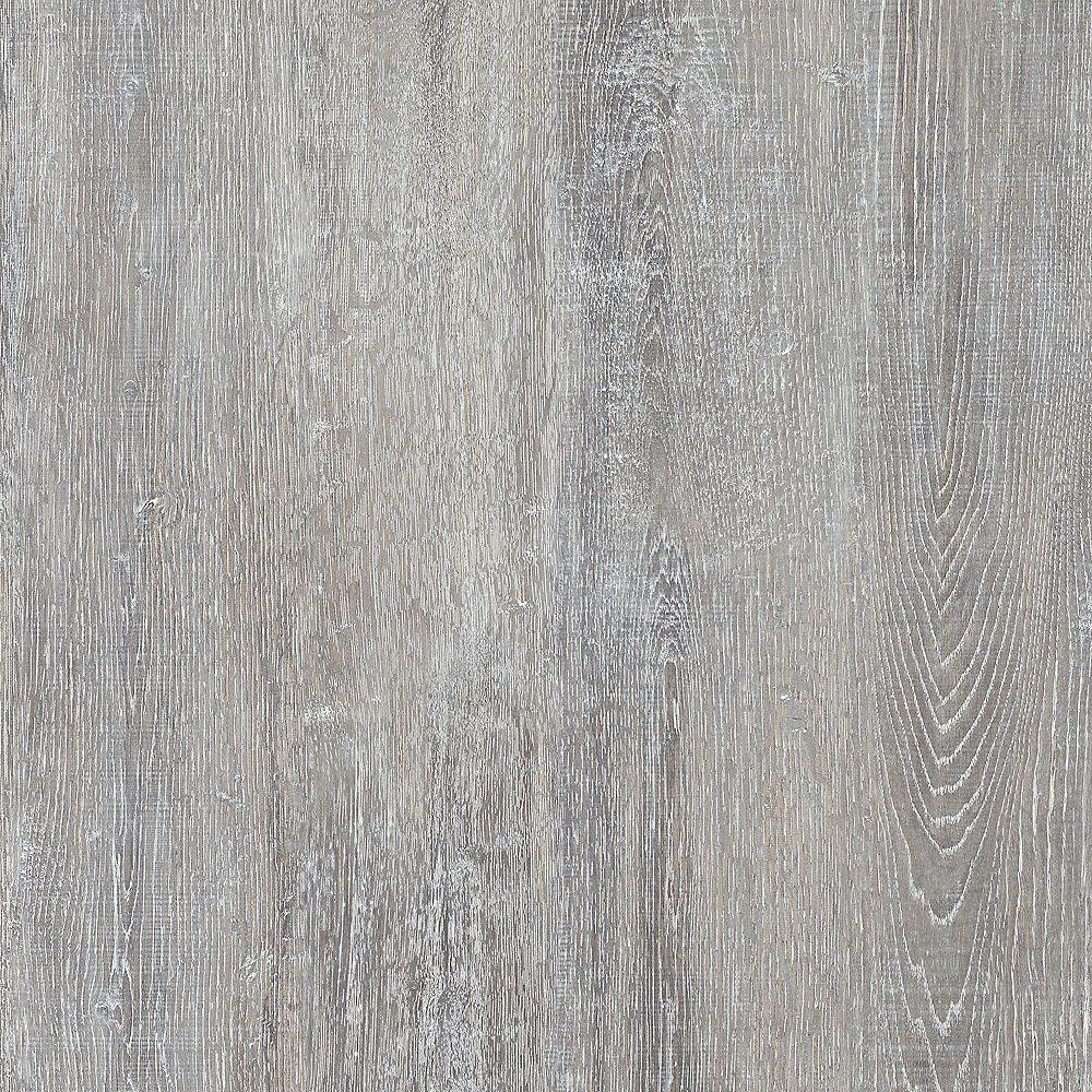 TrafficMASTER Canadian Hewn Oak 6-inch x 36-inch Luxury Vinyl Plank Flooring (24 sq. ft. / case)