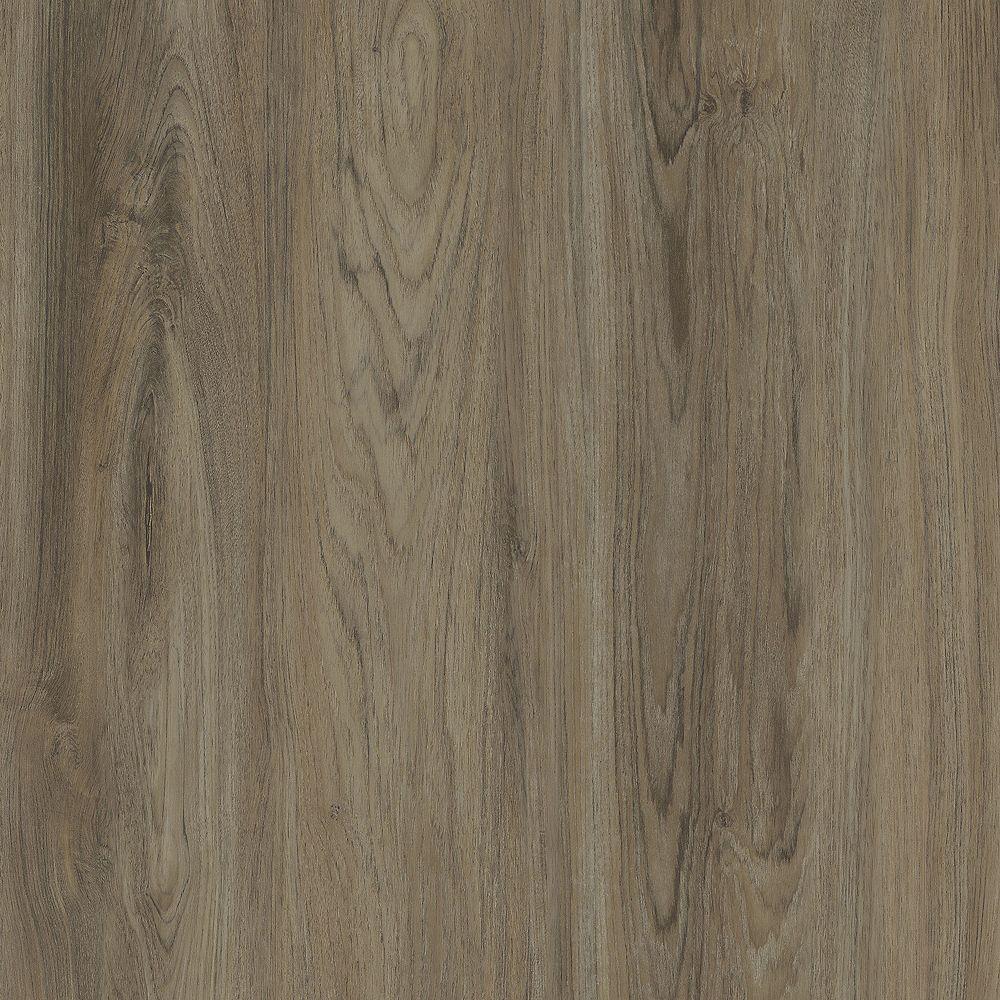 TrafficMASTER Cayman Ash 6-inch x 36-inch Luxury Vinyl Plank Flooring (24 sq. ft. / Case)