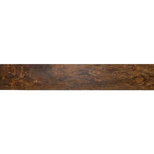 Redwood Mahogany 6-inch x 24-inch Glazed Porcelain Floor and Wall Tile (10 sq. ft. / case)