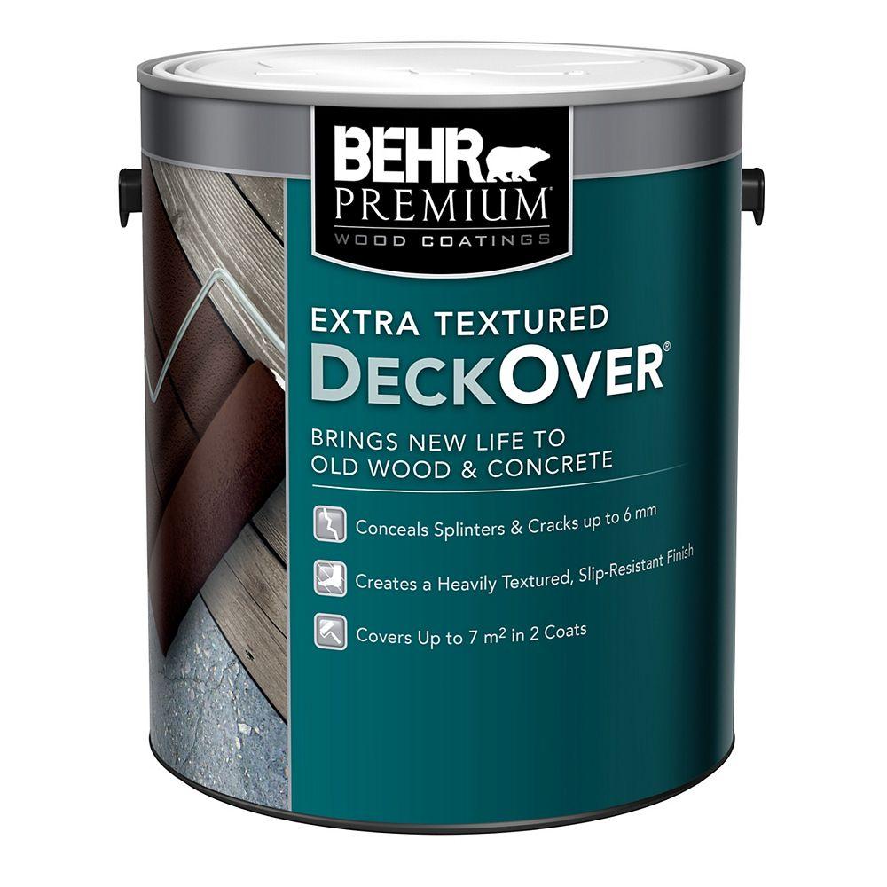 Behr Premium DECKOVER TRÈS TEXTURÉ - 3,7 L