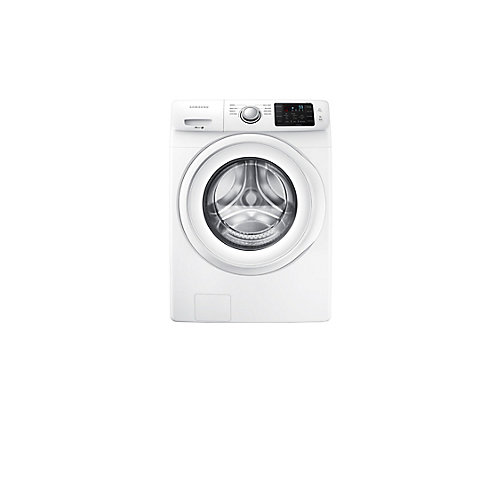 5.2 cu. ft. High-Efficiency Front Load Washer in White - ENERGY STAR®