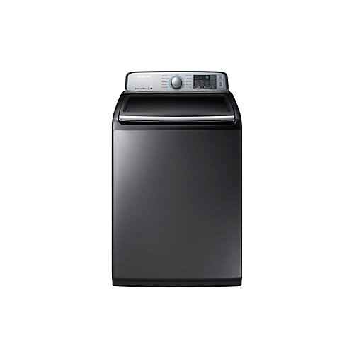 5.8 cu. ft. High-Efficiency Top Load Washer in Platinum - ENERGY STAR®