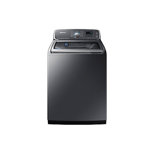 6.0 cu.ft. Top Load Washer with Steam in Platinum - ENERGY STAR®