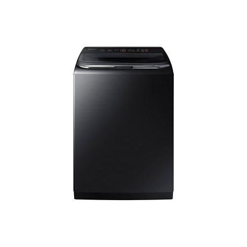 6.2 cu. ft. Top Load Washer with Steam in Black Stainless - ENERGY STAR®