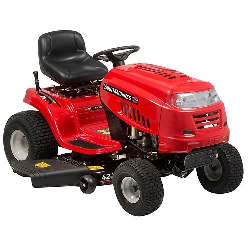 Tracteur de pelouse à transmission à 6 vitesses et moteur POWERMORE, 42 po, 547 cm3