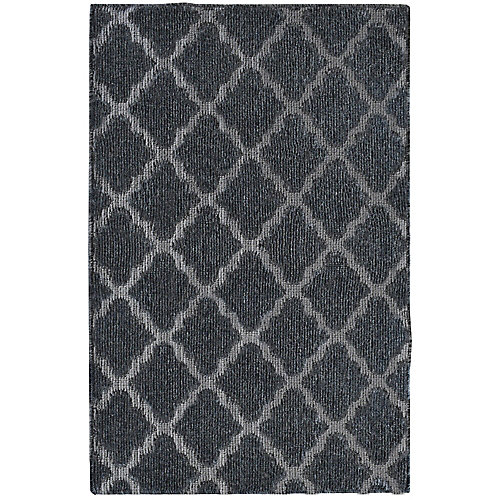 Petit tapis d'appoint rectangulaire Grayson, 2pi x 4pi, naturel