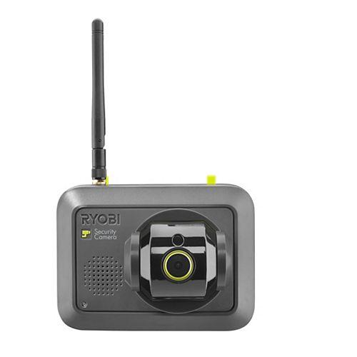 Caméra de sécurité pour porte de garage