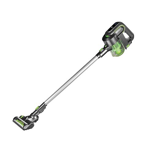 Cyclone 2-in-1 Cordless Vacuum Cleaner in Green/Silver