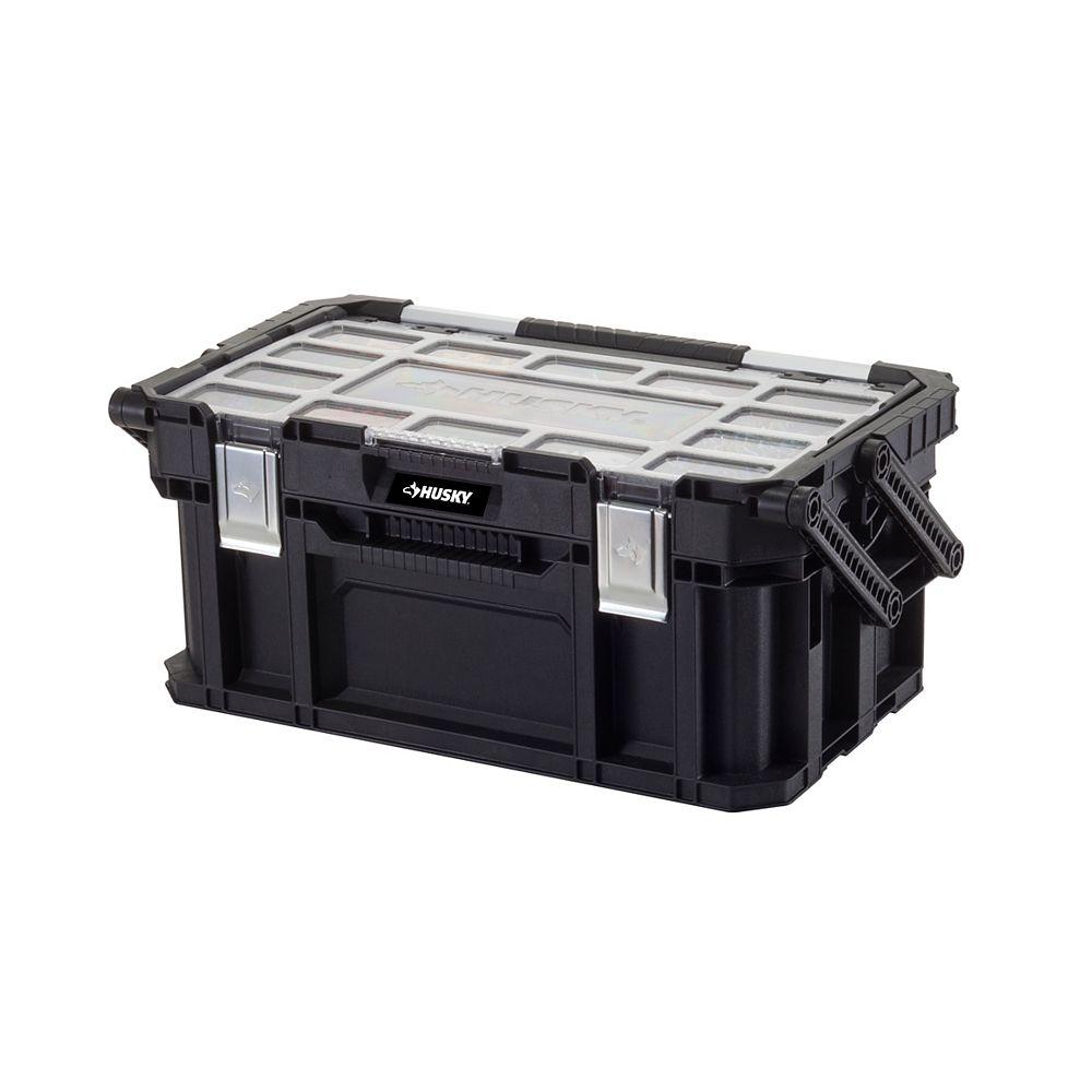 Husky Boîte à outils en porte-à-faux Connect, 22 po
