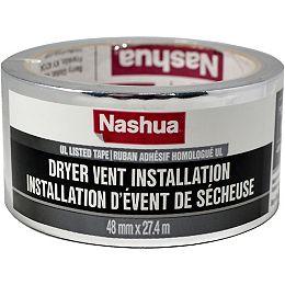 1.89 inch x 30 yd Dryer Vent Installation Tape