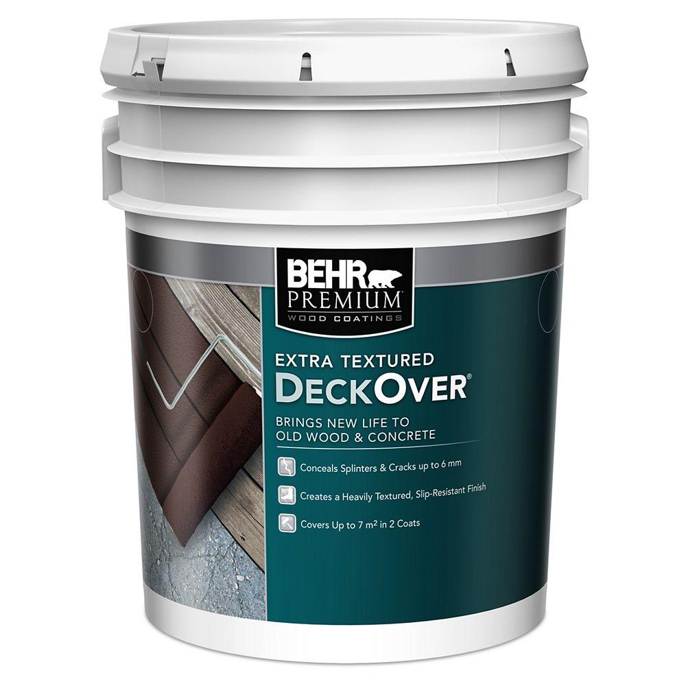 Behr Premium Extra Textured DECKOVER - 18.9 L