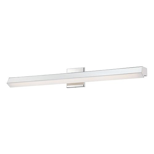Yarmouth 34.5-Inch 36 Watt LED Vanity In Polished Chrome
