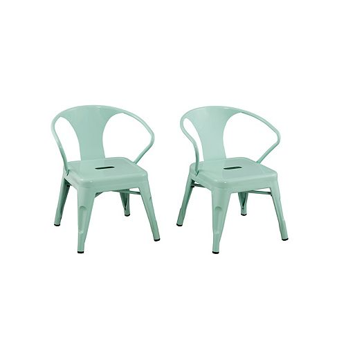 Chairs - Mint Green