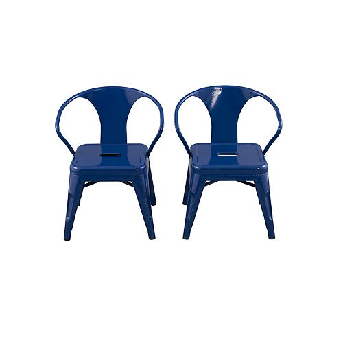 Kids Space Chairs - Navy