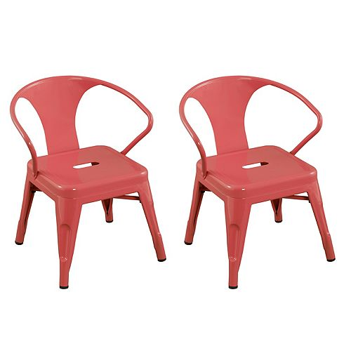 Chairs - Pink