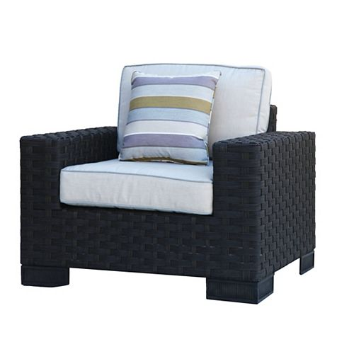 Hestia Wicker Patio Club Chair