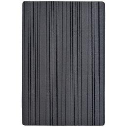 Skylar Grey 4 ft. x 6 ft. Rectangular Door Mat