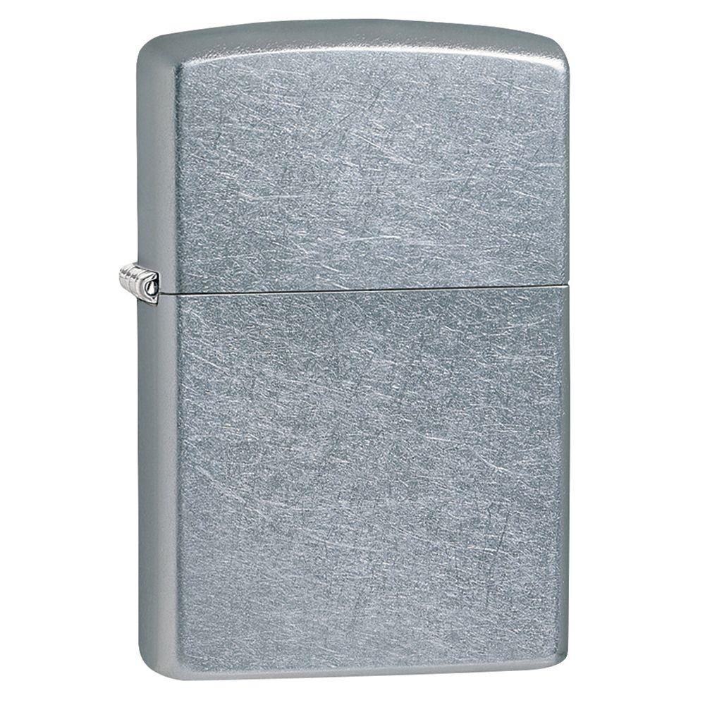 Zippo Lighter 207 Street Chrome