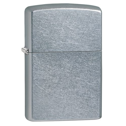 Briquet 207 Street Chrome