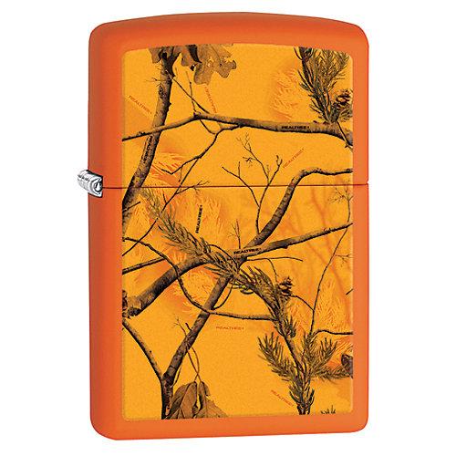 Real Tree Orange Blaze