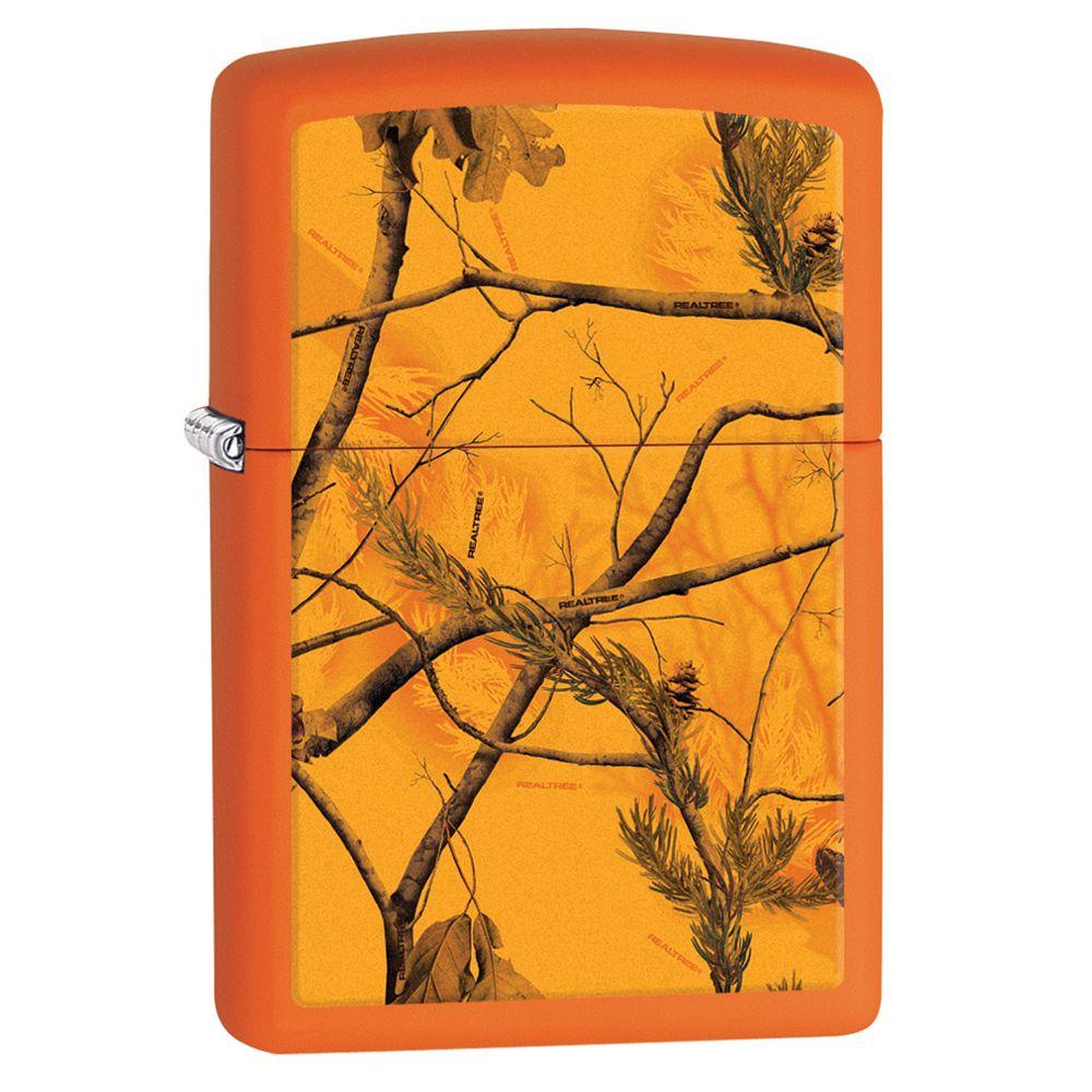 Zippo Zippo Camouflage Orange Flambé