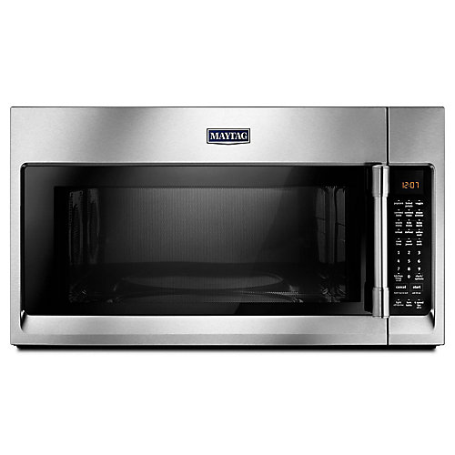 1.9 cu. ft. Over the Range Convection Microwave in Fingerprint Resistant Stainless Steel