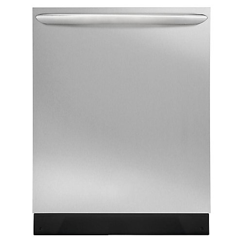 24-inch Top Control Built-In Tall Tub Dishwasher in Smudge-Proof Stainless Steel - ENERGY STAR®