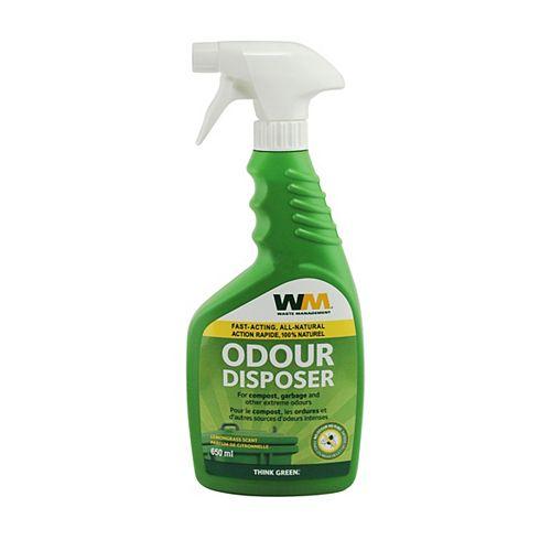 Odour Disposer