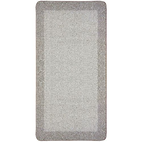 Petit tapis d'appoint rectangulaire Element, 2 pi x 4 pi, naturel